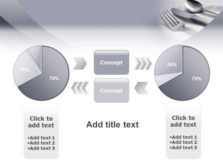 Dinner PowerPoint Template Slide 11