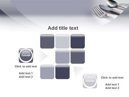 Dinner PowerPoint Template Slide 16