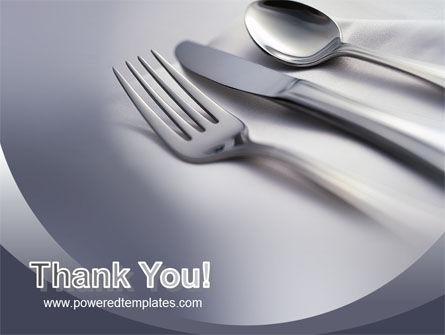 Dinner PowerPoint Template Slide 20
