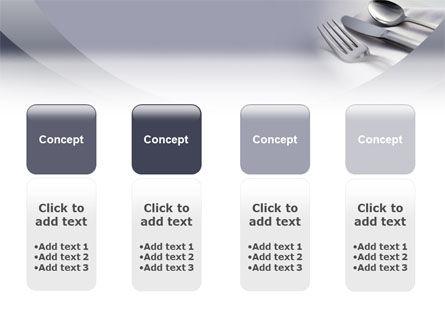 Dinner PowerPoint Template Slide 5