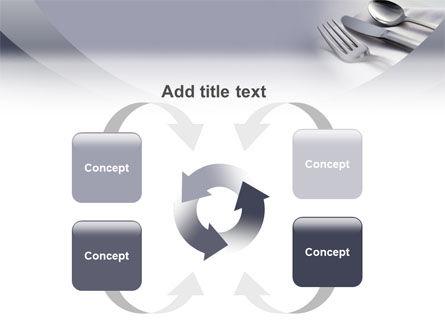 Dinner PowerPoint Template Slide 6