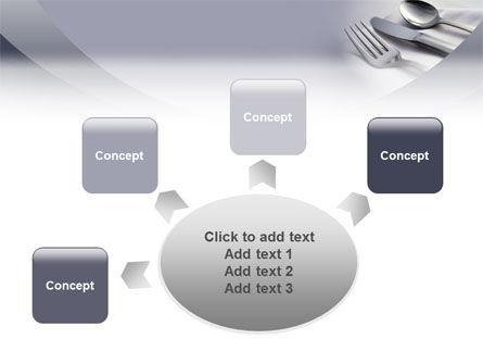Dinner PowerPoint Template Slide 7