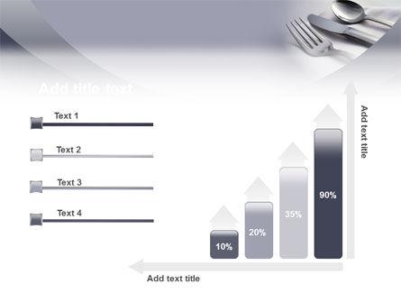Dinner PowerPoint Template Slide 8