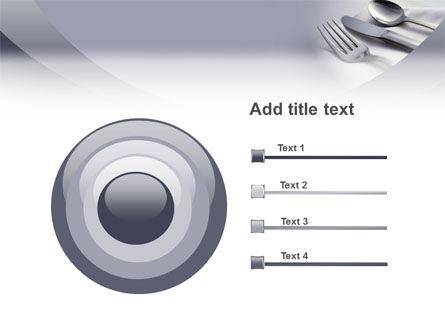 Dinner PowerPoint Template Slide 9