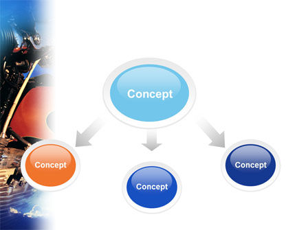 Biker PowerPoint Template Slide 4