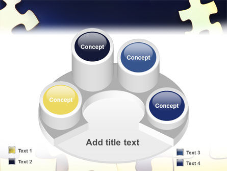 Game Puzzle PowerPoint Template Slide 12