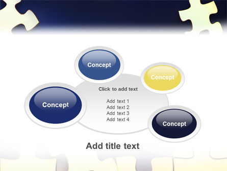Game Puzzle PowerPoint Template Slide 16