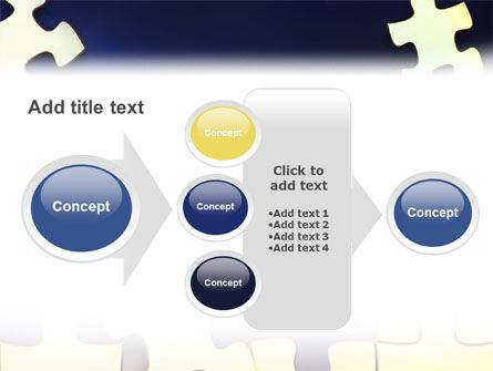 Game Puzzle PowerPoint Template Slide 17
