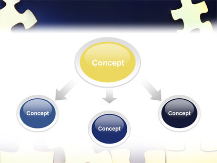 Game Puzzle PowerPoint Template Slide 4