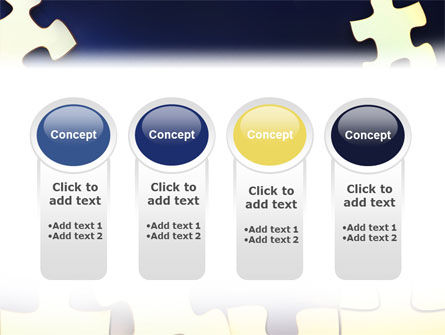 Game Puzzle PowerPoint Template Slide 5