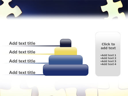 Game Puzzle PowerPoint Template Slide 8