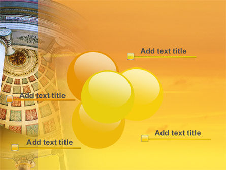 Rotunda PowerPoint Template Slide 10