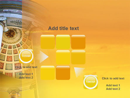 Rotunda PowerPoint Template Slide 16