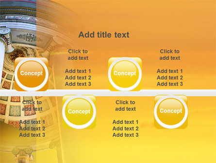 Rotunda PowerPoint Template Slide 19