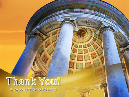 Rotunda PowerPoint Template Slide 20