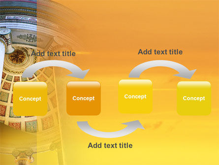 Rotunda PowerPoint Template Slide 4