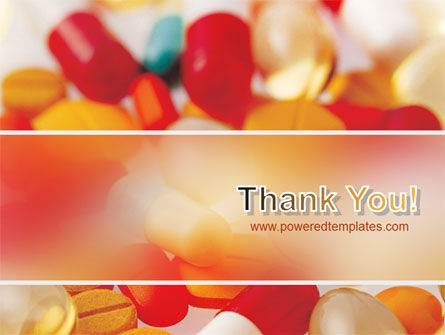 Pills In Collage PowerPoint Template Slide 20