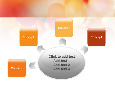 Pills In Collage PowerPoint Template Slide 7