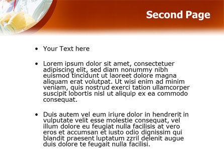 Urgent Surgical Help PowerPoint Template, Slide 2, 02324, Medical — PoweredTemplate.com