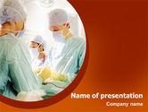 Medical: Modelo do PowerPoint - ajuda cirúrgica urgente #02324
