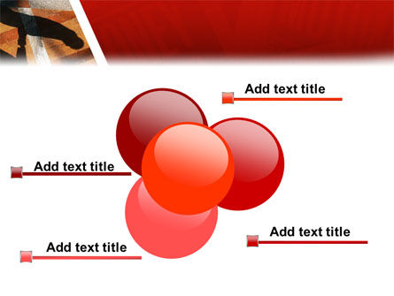 Handshake PowerPoint Template Slide 10