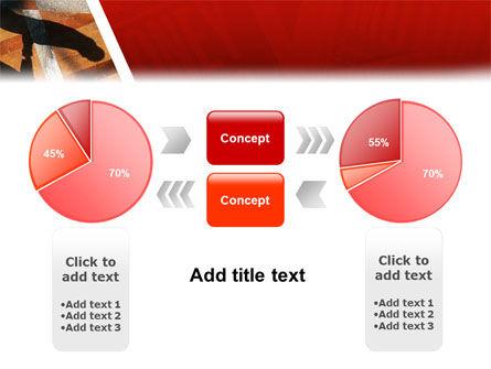Handshake PowerPoint Template Slide 11