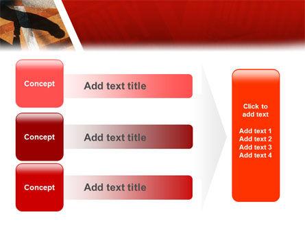 Handshake PowerPoint Template Slide 12