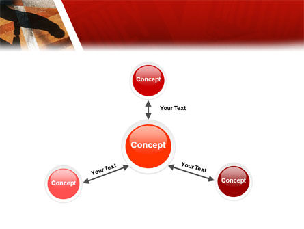 Handshake PowerPoint Template Slide 14