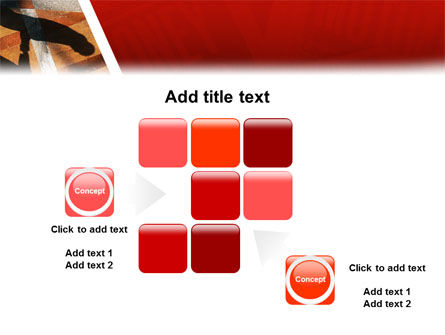 Handshake PowerPoint Template Slide 16