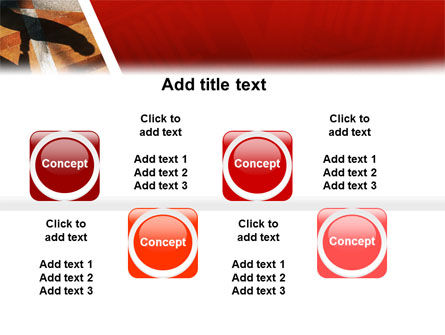 Handshake PowerPoint Template Slide 19