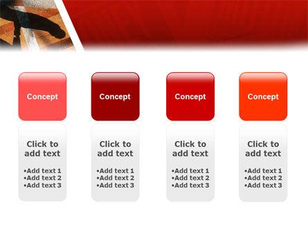 Handshake PowerPoint Template Slide 5