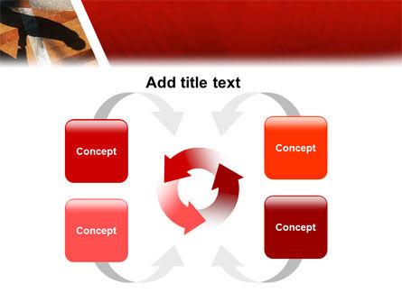 Handshake PowerPoint Template Slide 6