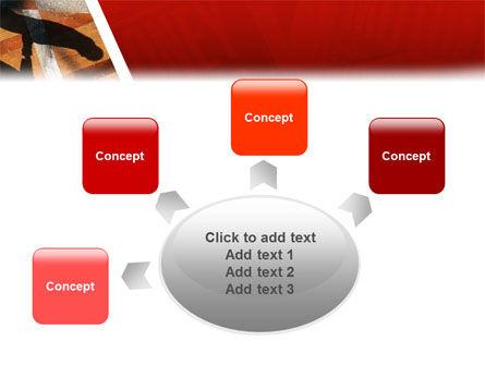 Handshake PowerPoint Template Slide 7