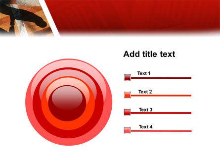 Handshake PowerPoint Template Slide 9