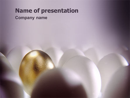 Be Different PowerPoint Template