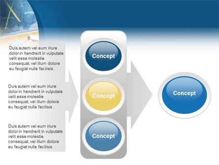 School Learning PowerPoint Template Slide 11