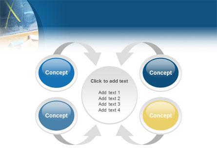 School Learning PowerPoint Template Slide 6