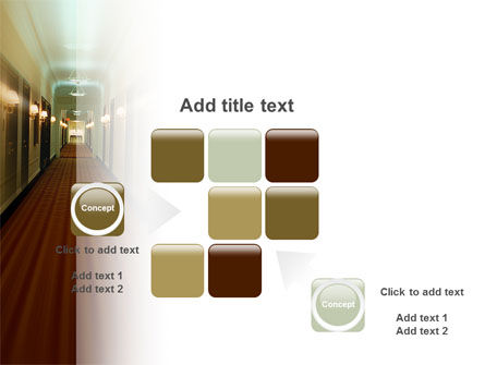 Hotel PowerPoint Template Slide 16