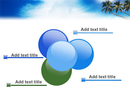 Palm Tree PowerPoint Template Slide 10