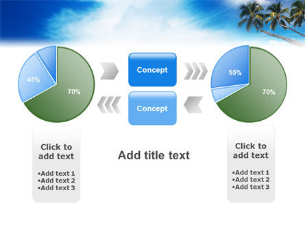 Palm Tree PowerPoint Template Slide 11