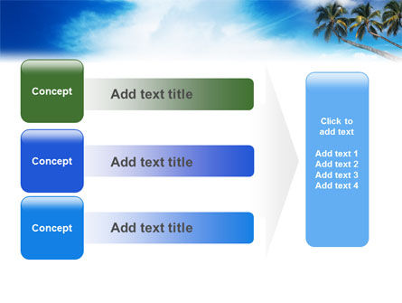 Palm Tree PowerPoint Template Slide 12