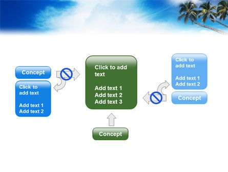 Palm Tree PowerPoint Template Slide 13