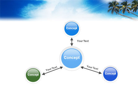 Palm Tree PowerPoint Template Slide 14