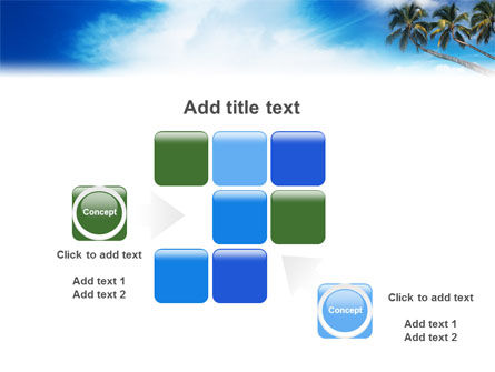 Palm Tree PowerPoint Template Slide 16