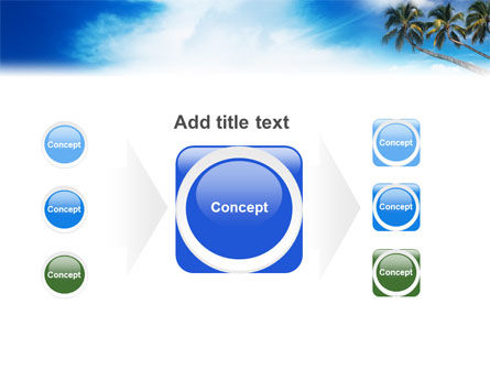 Palm Tree PowerPoint Template Slide 17