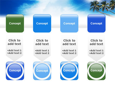 Palm Tree PowerPoint Template Slide 18