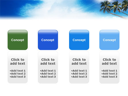 Palm Tree PowerPoint Template Slide 5