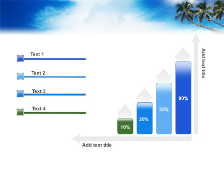 Palm Tree PowerPoint Template Slide 8