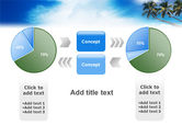 Palm Tree PowerPoint Template#11