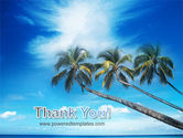 Palm Tree PowerPoint Template#20